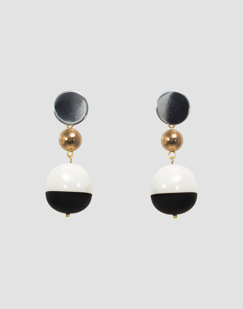 Half Moon Medium Drop earring