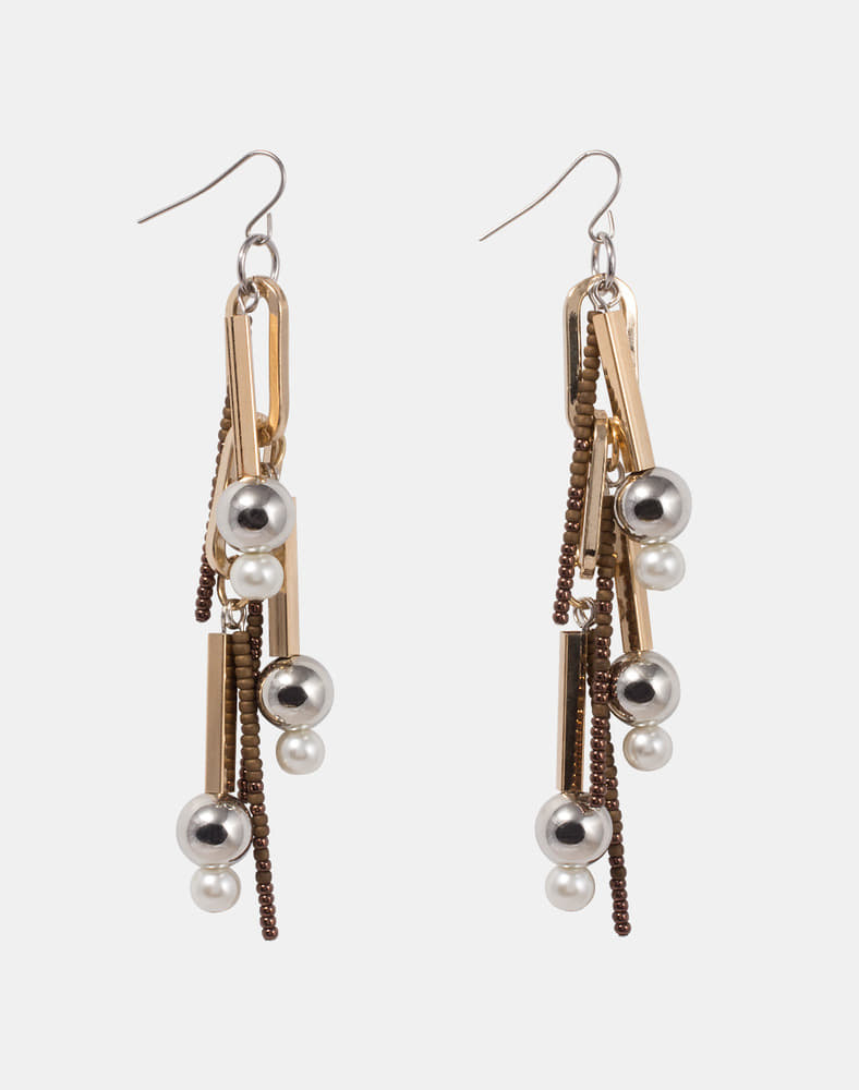 Serenity Beads Drop earring