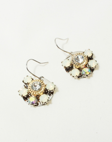 Small Circle Hook Earring