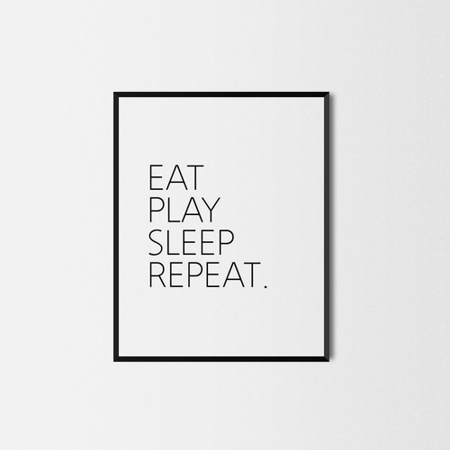 Eat Play Sleep